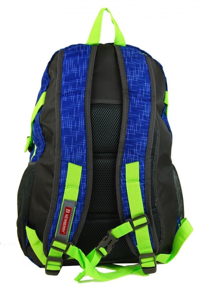 Velký batoh NEWBERRY do města   do školy HL0911 trávově zelený  0f8af29d30