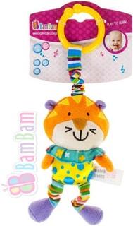 Baby vibrující přítel Tygr pro miminko 8e8d0f6de2