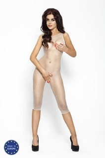 Bodystocking BS005 white