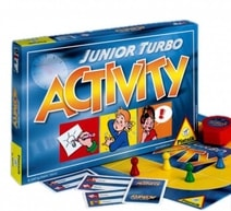PIATNIK Hra ACTIVITY junior turbo