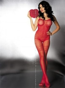 Výprodej Body  Bodystocking G304