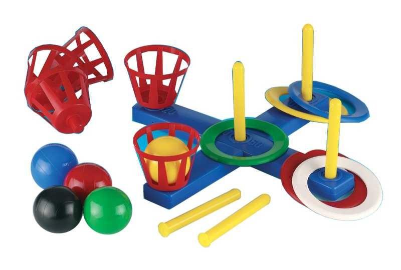 Mix hračky PL Hazecí kříž s košíky