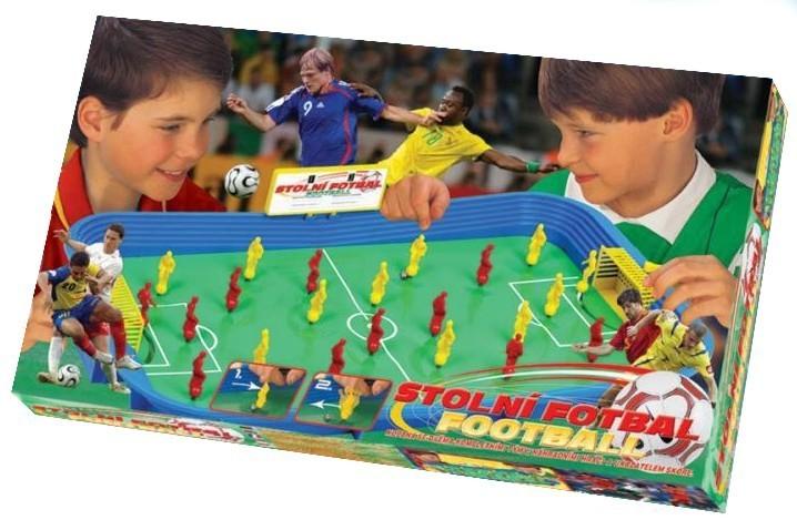 Chemoplast Hra stolní kopaná II / Fotbal hra - dle obrázku