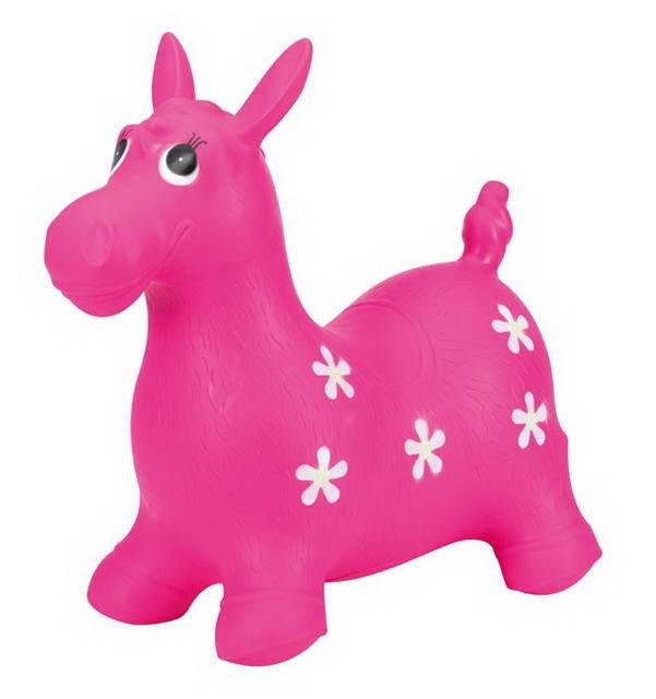 John Hopsadlo Pony 50 x 50 cm