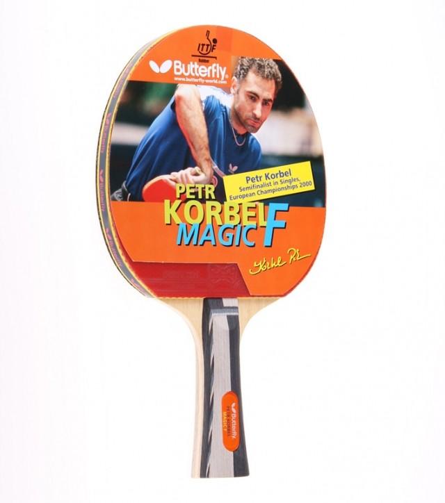 Butterfly Butterfly Korbel Magic pálka na stolní tenis