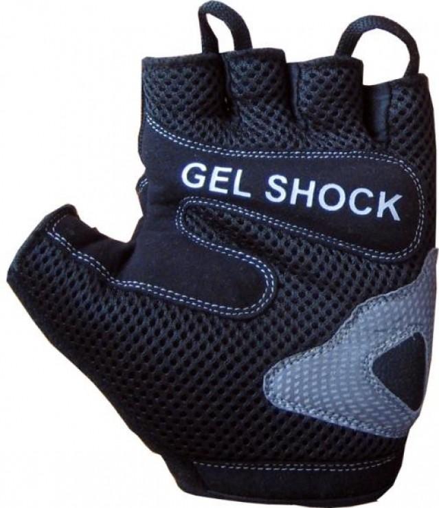 Merco Merco BG Gel 01 cyklistické rukavice - černá - XL