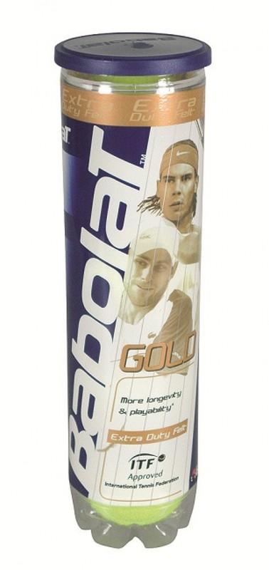 Babolat Babolat Gold tenisové míče - od 1 ks