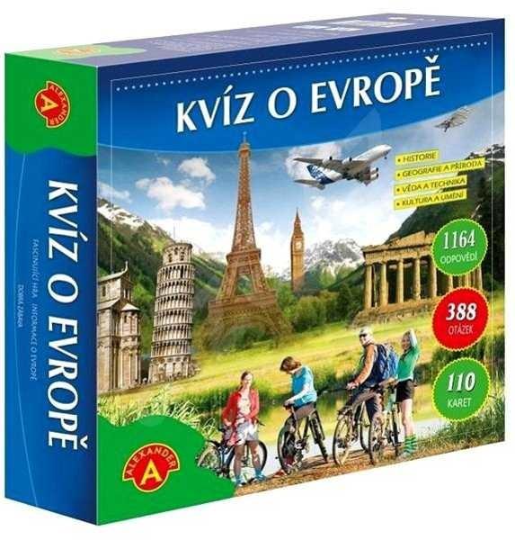 Alexander Kvíz o Evropě v krabici
