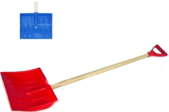 Mix hračky Lopata HRABLO pro děti na sníh 90 cm