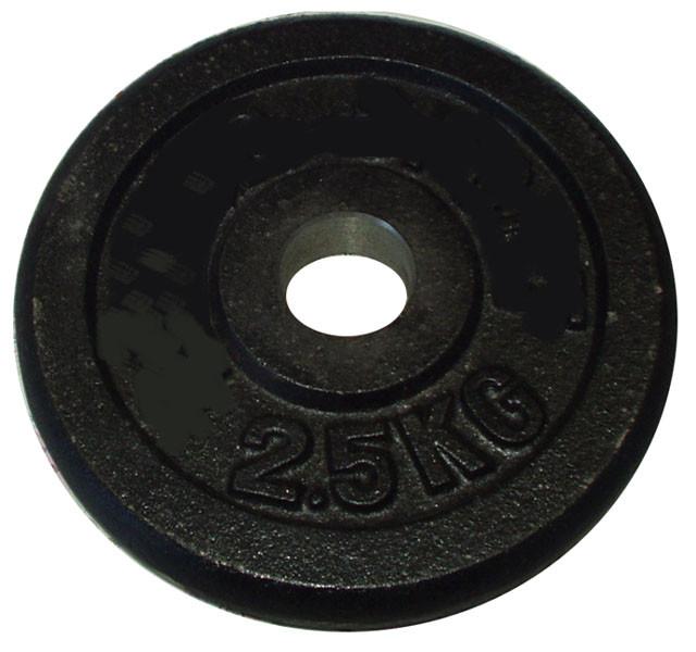 Acra Kotouč náhradní 2,5 kg - 25 mm