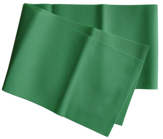 Effea Gumová stuha na aerobic - zelená - dle obrázku