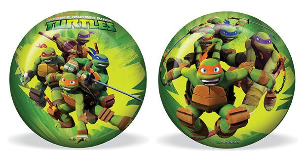 Rappa Míč želva Ninja Turtles 14 cm - dle obrázku