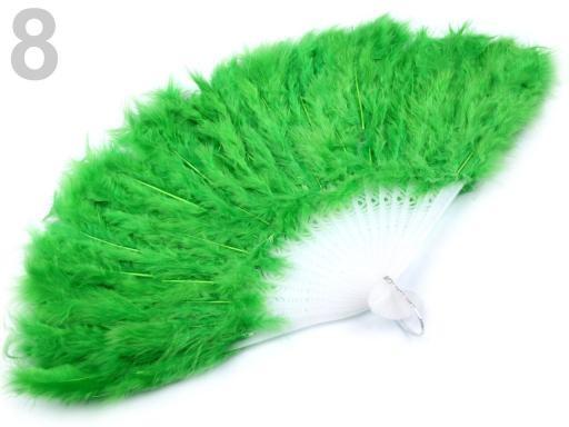 Stoklasa Vějíř ozdobný - 8 zelená