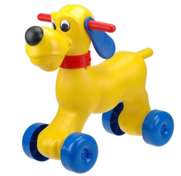 Mix hračky Odrážedlo pes / Odstrkovadlo