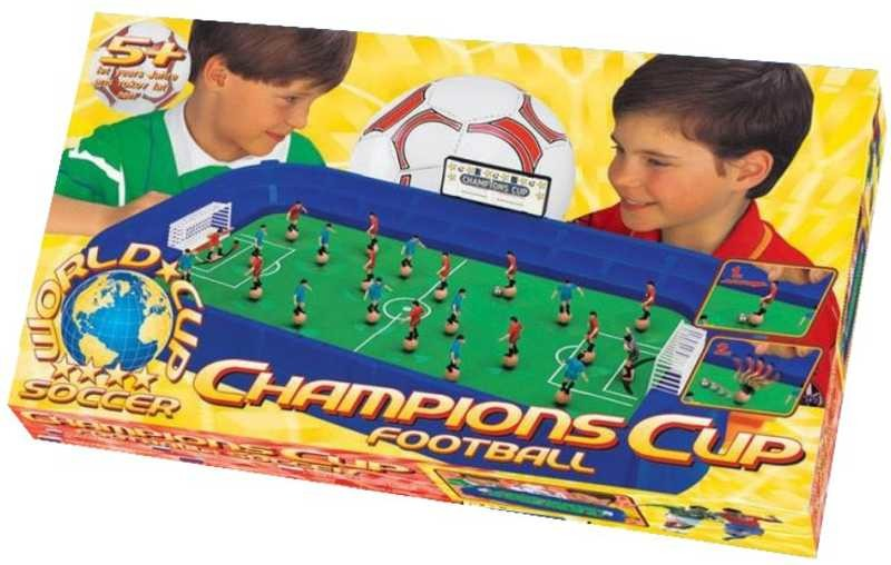 Chemoplast Hra stolní kopaná fotbal hra CHAMPION CUP! - dle obrázku