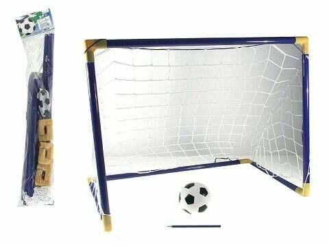 Branka fotbalová 80x50x63 v sáčku - dle obrázku