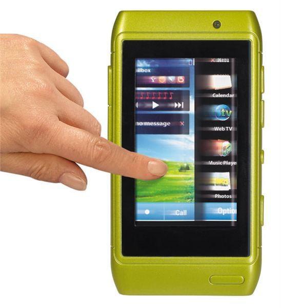 Simba Mobil s dotykovým displejem, 2 druhy