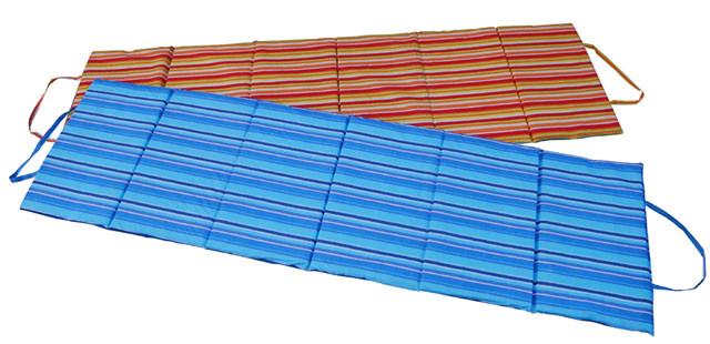 Acra L01/2 Lehátko plážové skládací velké