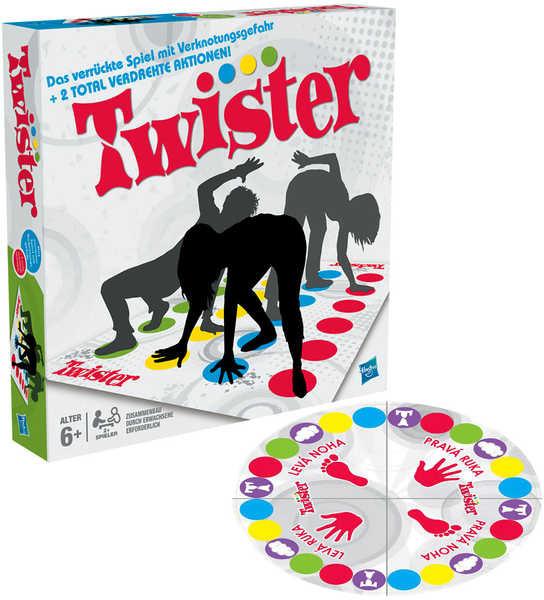 Hasbro TWISTER hra