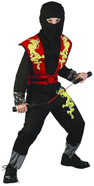 _Ostatní 1_ ětský kostým Ninja /110-120cm/
