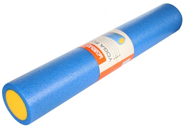 LiveUp Yoga Foam Roller váleček jóga 90x15cm