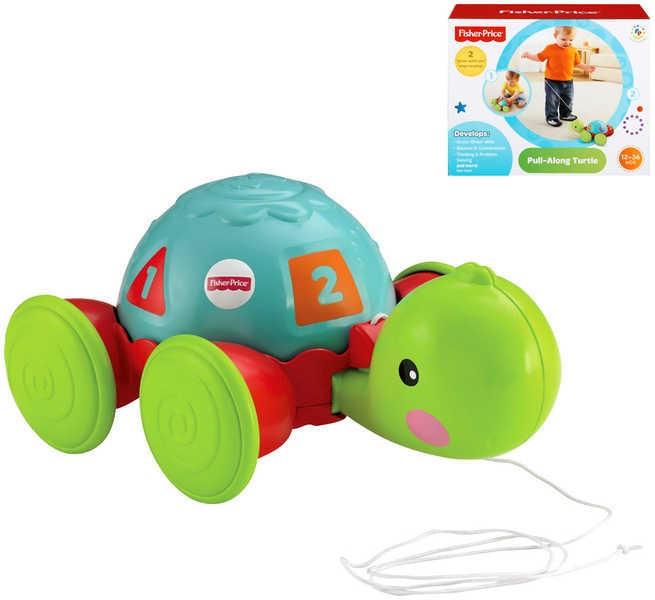 Fisher Price FISHER PRICE Želvička tahací Mattel BABY Pro miminko