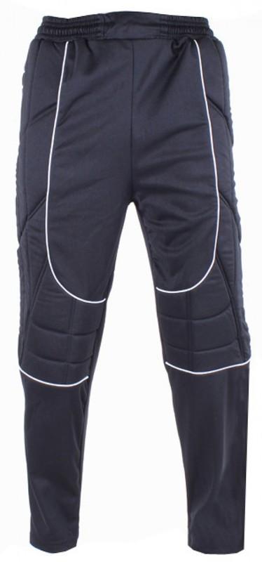Merco GP 1 brankářské kalhoty - 140 - černá
