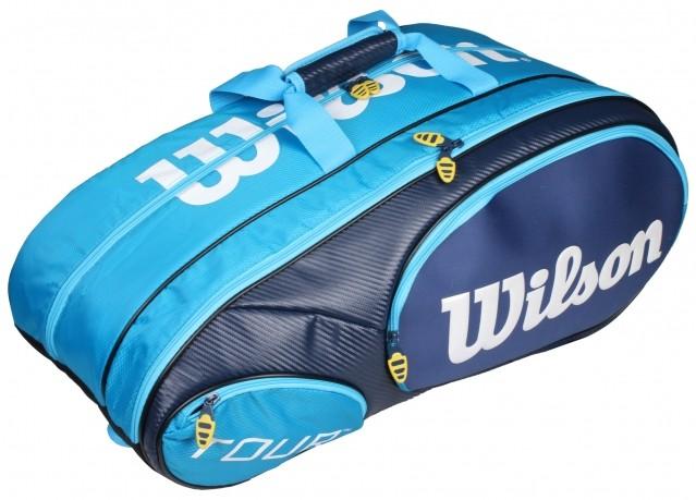 Wilson Mini Tour 6 2015 juniorská tenisová taška - od 1 ks