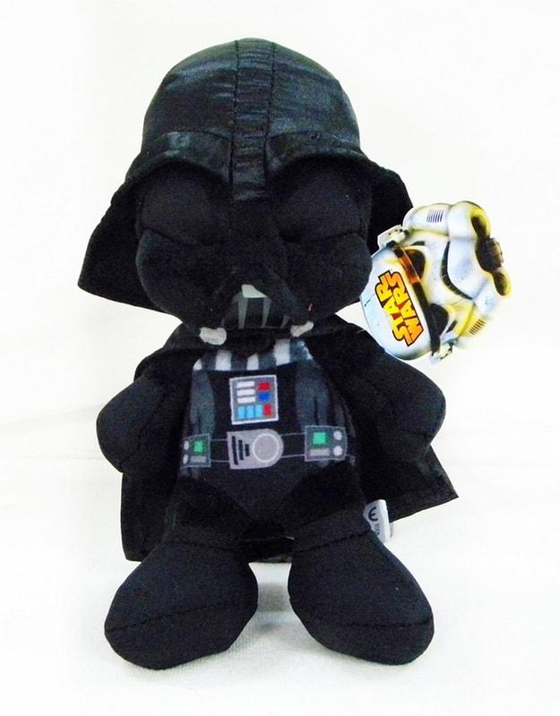 ADC Blackfire Plyšová figurka STAR WARS 17cm Darth Vader