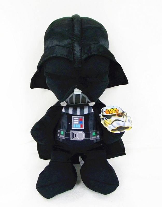 ADC Blackfire Plyšová figurka STAR WARS 25cm Darth Vader