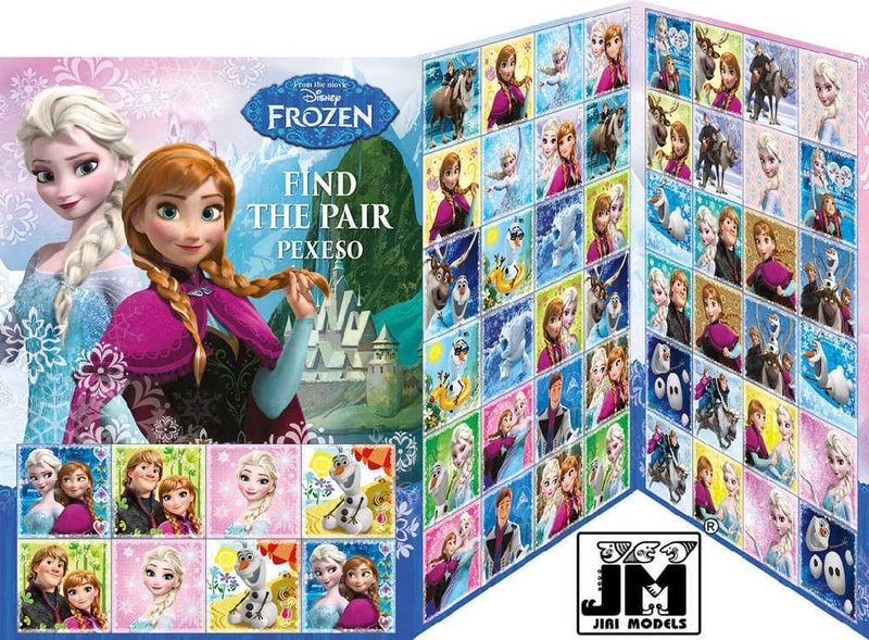 Mix hračky Pexeso Ledové Království (Frozen)