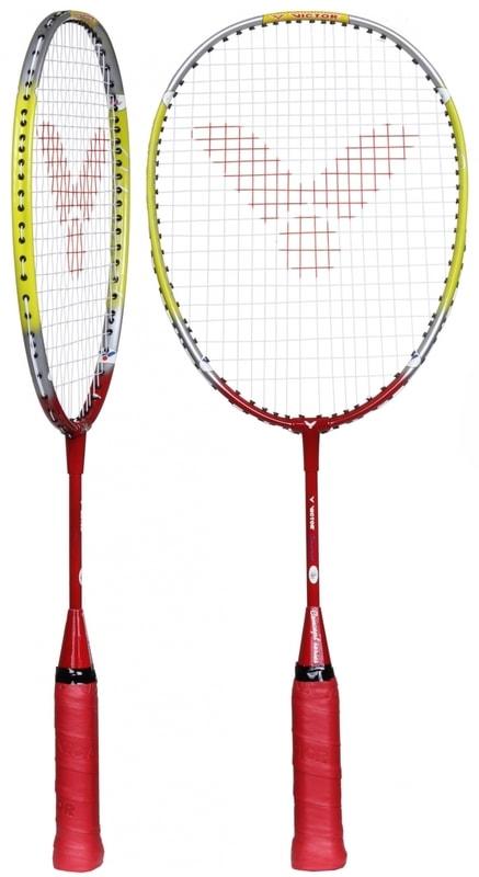 Victor Advanced Junior Badminton Racket - od 1 ks