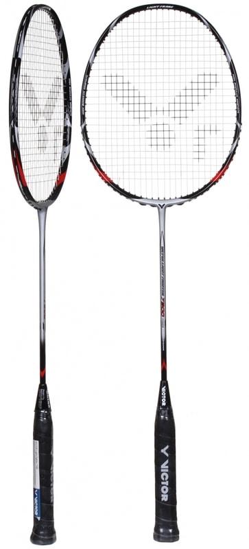 Victor Light Fighter 7300 Badminton Racket - od 1 ks