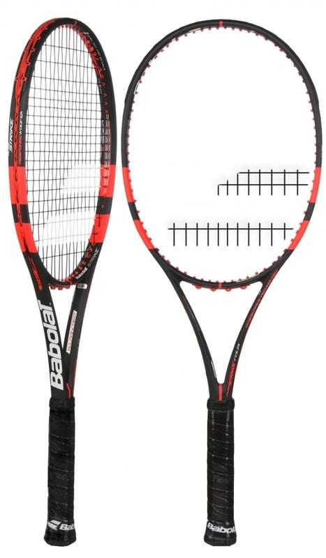 Babolat Pure Strike Tour 2014 tenisová raketa - dle obrázku