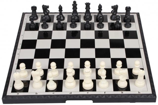 Merco Magnetické šachy skládací