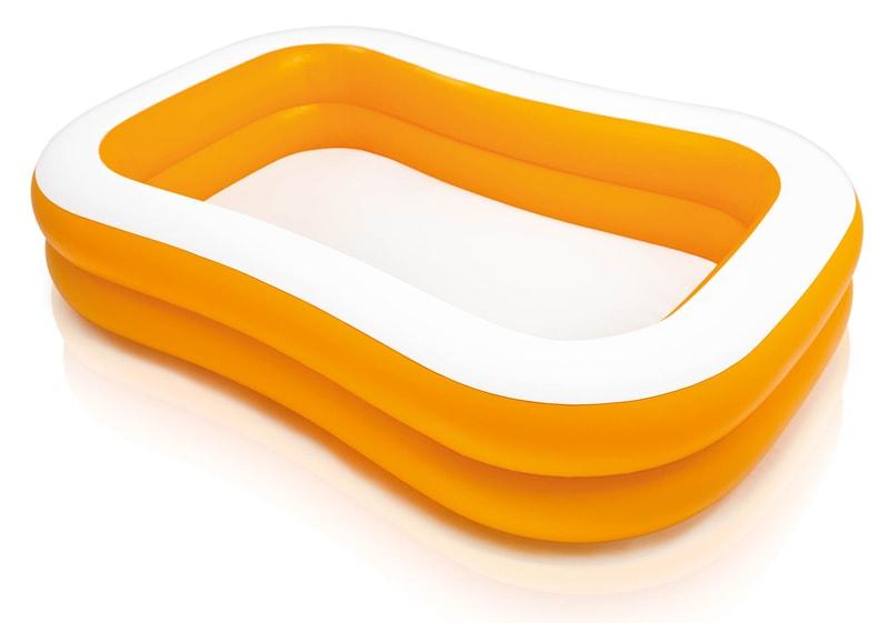 Rappa Nafukovací bazén 229 cm x 147 cm x 46 cm