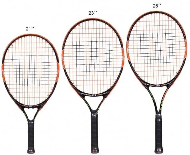 "Wilson Burn 2016 juniorská tenisová raketa - od 1 ks - 23"""