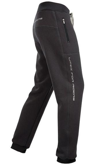 Litex Kalhoty pánské dlouhé J1046 - antracitová - XL
