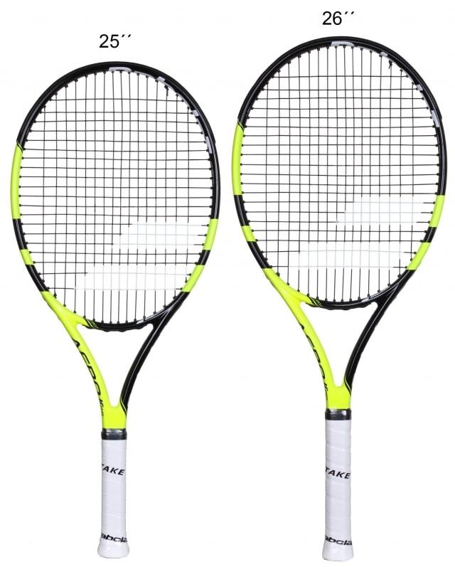 Babolat Aero Junior 2016 juniorská tenisová raketa - od 1 ks