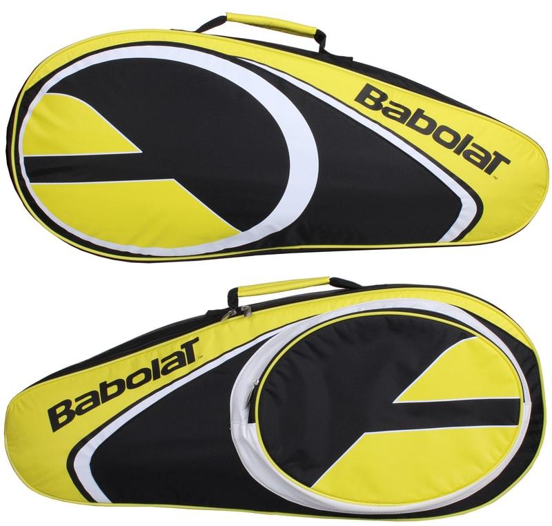 Babolat Babolat Club Line x3 2014 taška na rakety - žlutá