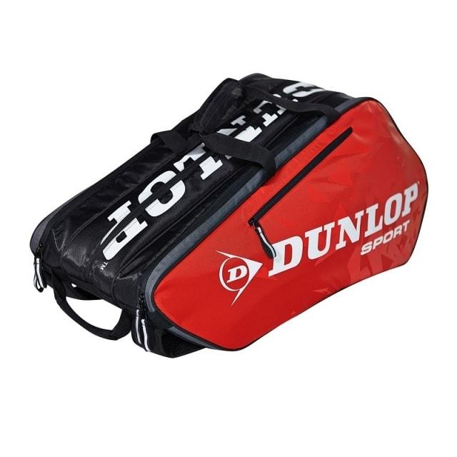 Dunlop Tour 10 taška na rakety - od 1 ks - modrá
