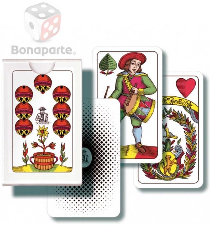 Bonaparte Hra karetní Mariáš jednohlavý mini
