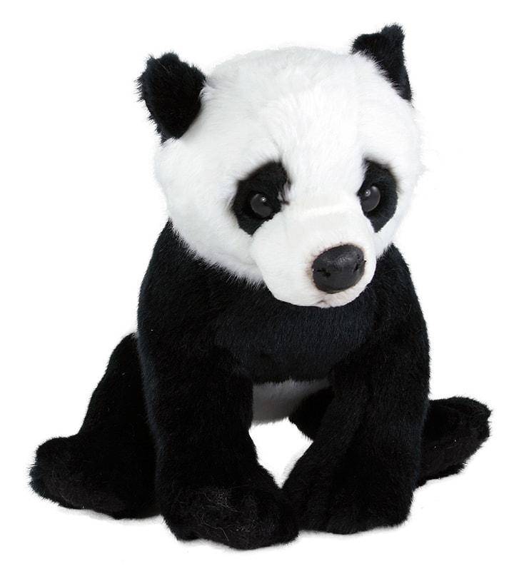 Rappa Plyšová panda sedící 20 cm