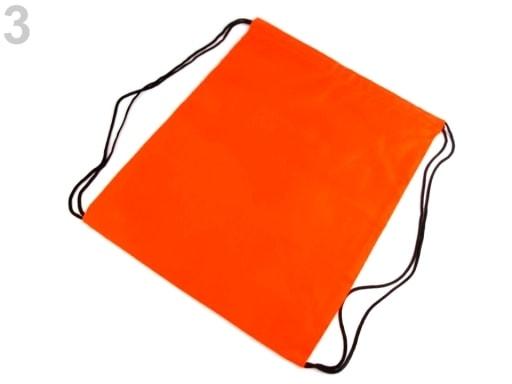 Stoklasa Vak na záda 34x42 cm - 3 oranžová mrkvová neon