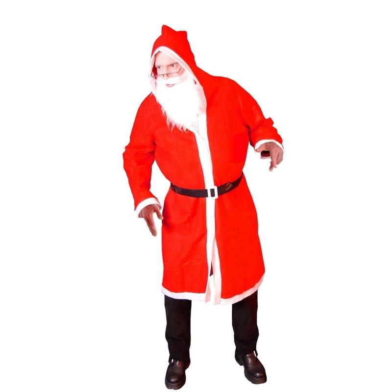 Rappa Plášť Santa s kapucí