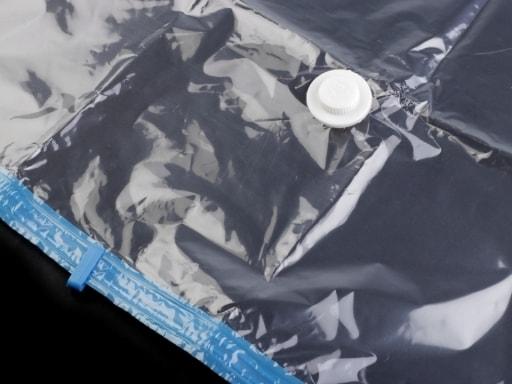 Stoklasa Úložný vak s odsáváním 70x100 cm - transparent