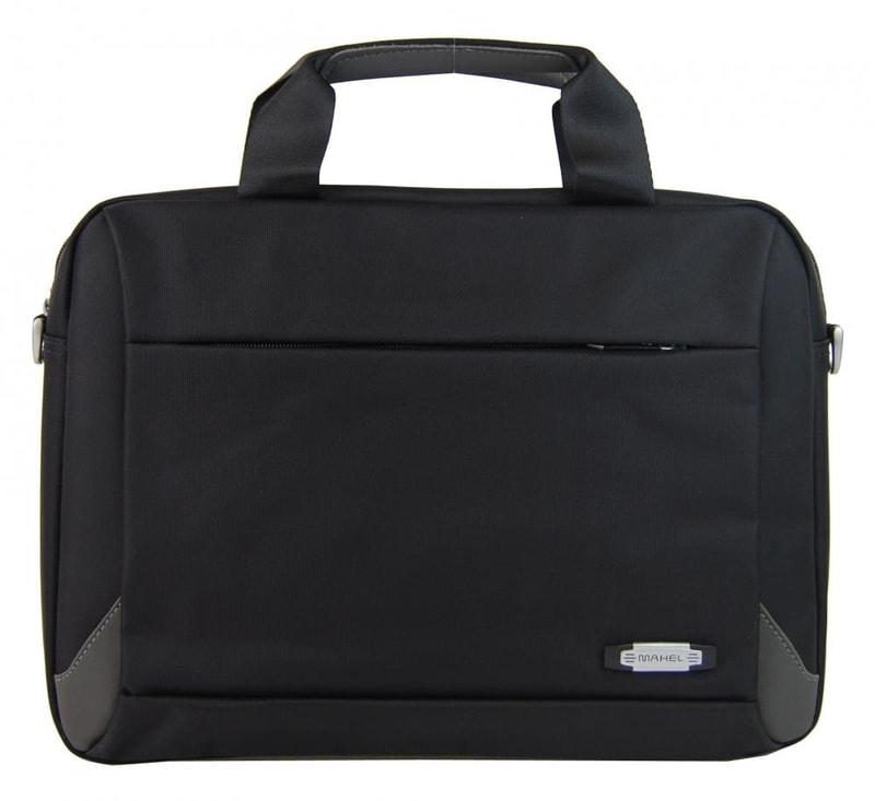 Mahel Kvalitní pánská univerzální taška na notebook 8811-5 černá - dle obrázku