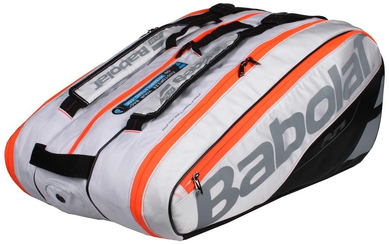 Babolat Pure White x12 2017 taška na rakety