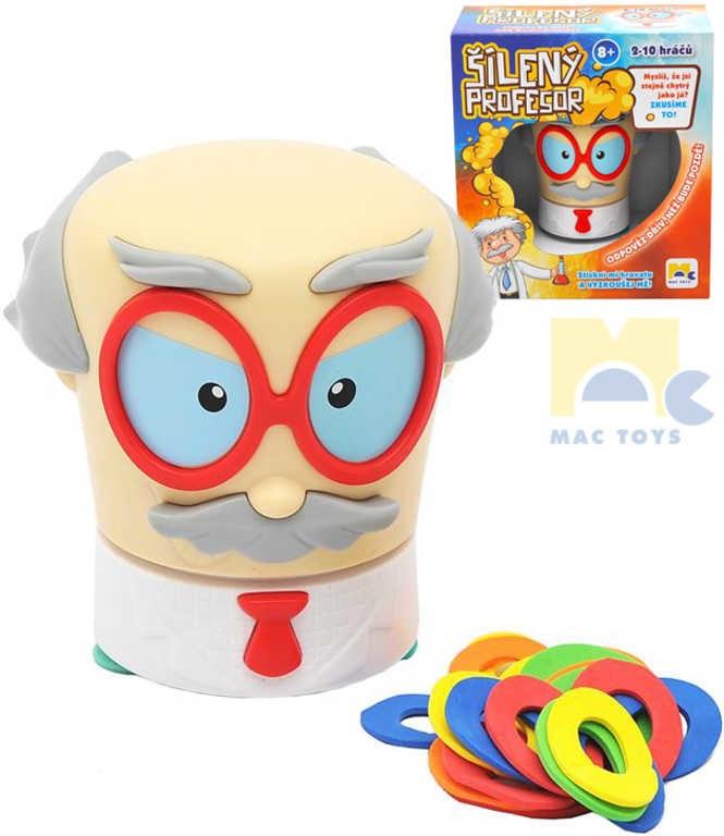 Mac Toys Hra Šílený profesor na baterie
