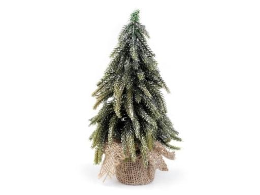 Stoklasa Vánoční stromek zasněžený - zelená